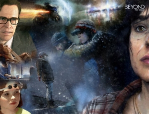 Beyond Two Souls Background