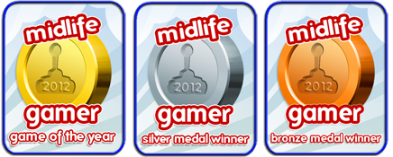 These were the award icons that we gave to the winning developers. Created in Photoshop.