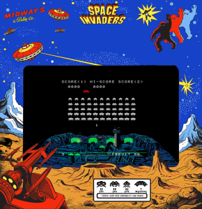 MLG-Space-Invaders