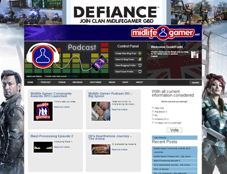 Defiance Background-portfolio