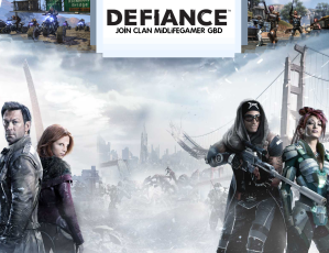 Defiance Background