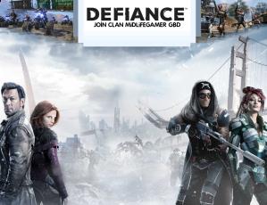 Defiance Background